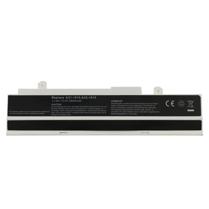 Compatible laptop battery asus  for EEE-PC-1011B