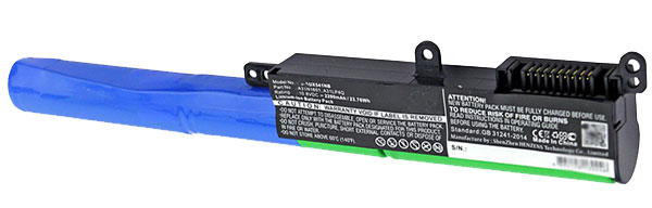 Compatible laptop battery ASUS  for R541UV-DM445T