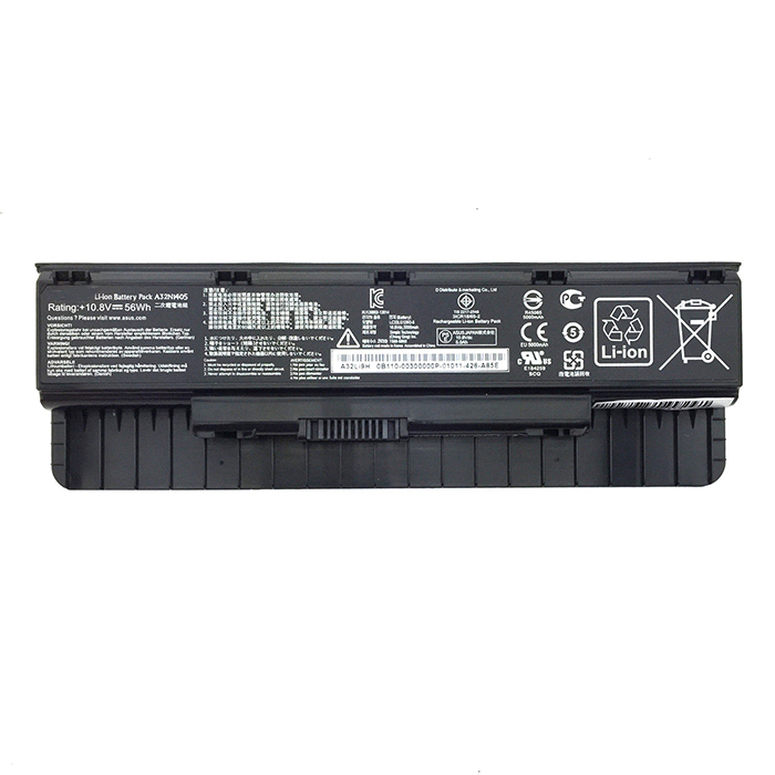 Compatible laptop battery asus  for 0B110-00300000