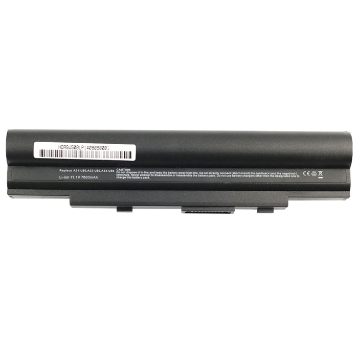 Compatible laptop battery asus  for A32-U50