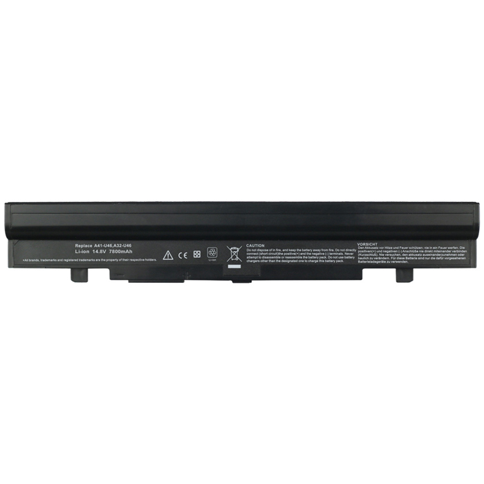 Compatible laptop battery asus  for A42-U46