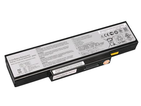 Compatible laptop battery asus  for A72JT-TY139V