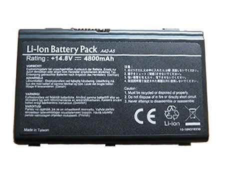 Compatible laptop battery asus  for A5000EB