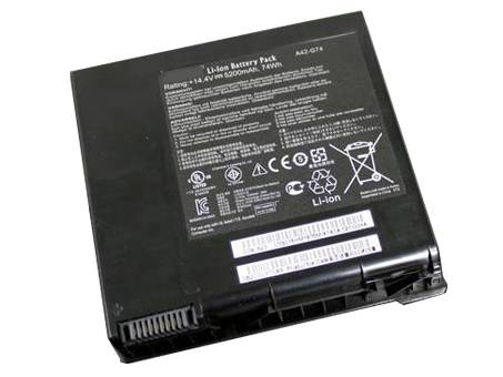 Compatible laptop battery asus  for G74 Series