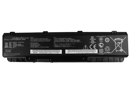 Compatible laptop battery ASUS  for N75S