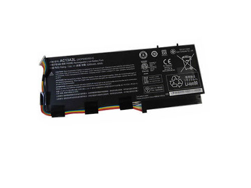 Compatible laptop battery acer  for AC13A3L