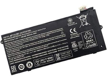 Compatible laptop battery ACER  for Chromebook-C720-2103