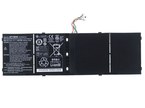 Compatible laptop battery ACER  for AP13B3K