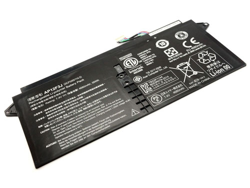 Compatible laptop battery acer  for 2ICP3/65/114-2