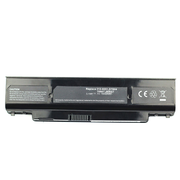 Compatible laptop battery dell  for P07T001