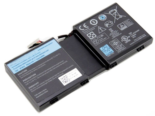 Compatible laptop battery dell  for Alienware-17-R5