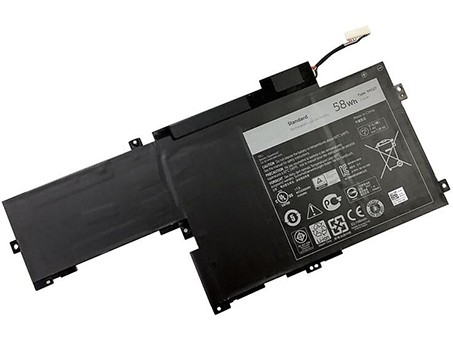 Compatible laptop battery Dell  for P42G