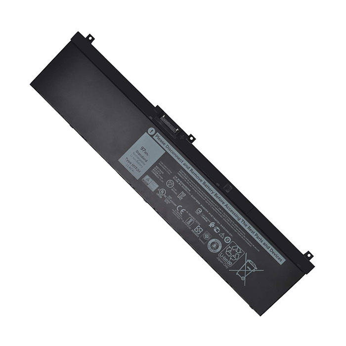 laptop battery Replacement for Dell 5TF10