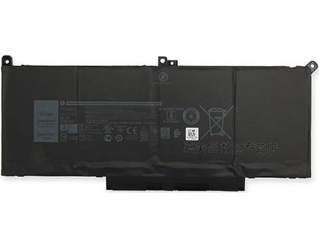 Compatible laptop battery dell  for F3YGT