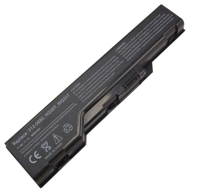 Compatible laptop battery dell  for 0KG530