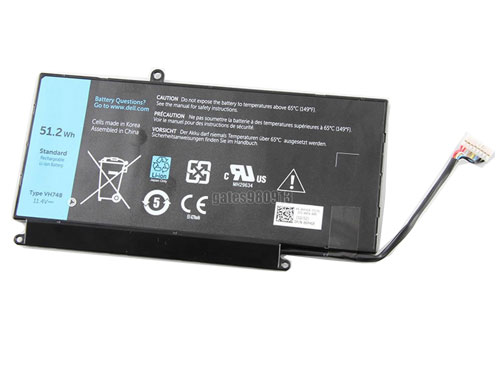Compatible laptop battery dell  for Vostro-V5460D-2426