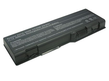Compatible laptop battery dell  for Inspiron 6000