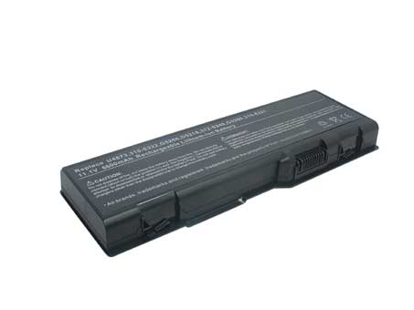 Compatible laptop battery dell  for 312-0348