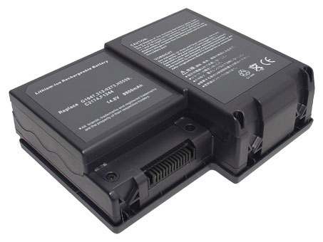 Compatible laptop battery dell  for 312-0273