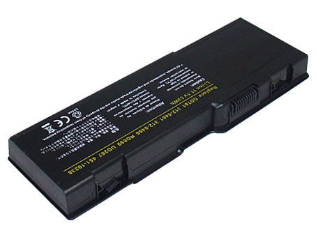 Compatible laptop battery dell  for 312-0466