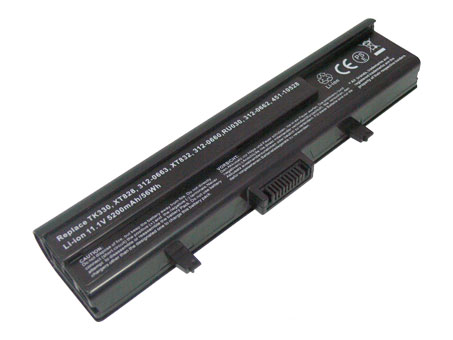 Compatible laptop battery dell  for 312-0663