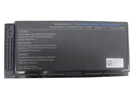Compatible laptop battery dell  for DP / N 0TN1K5