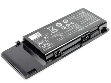 Compatible laptop battery dell  for Alienware M17x R1