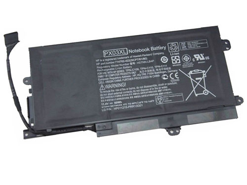 Compatible laptop battery hp  for TPN-C111