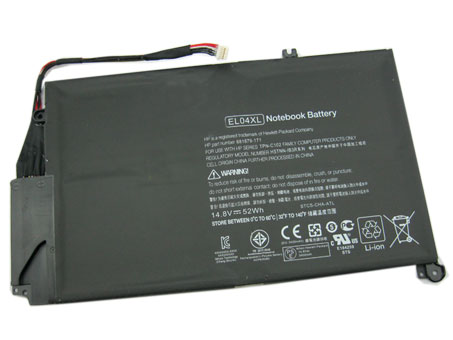 Compatible laptop battery hp  for ELO4XL