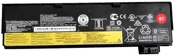 Compatible laptop battery lenovo  for SB10K97581