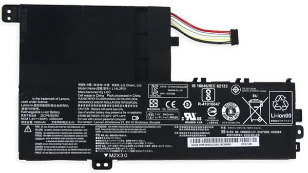 laptop battery náhrada za LENOVO Yoga-520-14IKB(80X8009GGE)