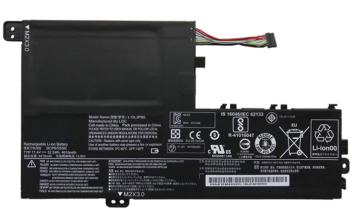 laptop battery náhrada za Lenovo IdeaPad-320S-14IKB(80X400D2GE)