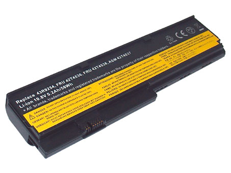 laptop battery náhrada za LENOVO ThinkPad X201