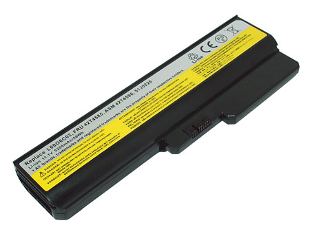 Compatible laptop battery lenovo  for 3000 G530 444-23U