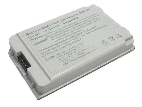 Compatible laptop battery apple  for M8433