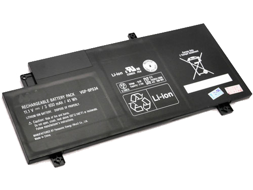 Compatible laptop battery SONY  for VGP-BPS34